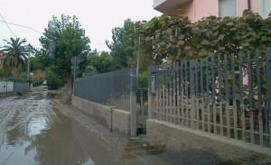 Alluvione 5 terre ottobre 2011 - Fiumaretta