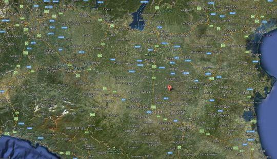 nuova scossa di terremoto medolla modena 29 maggio 2012