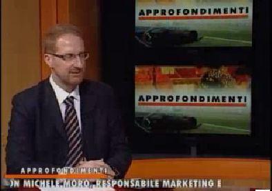 Mamma li Russi- Michele Moro intervistato a 7Gold alla trasmissione Approfondimenti 16.1.2013