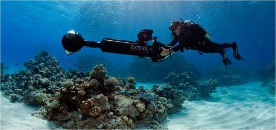 Grande barriere Corallina australiana da Google Street view -2