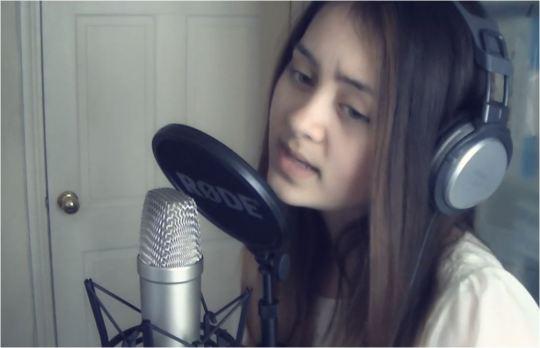 talenti dei figli musica voce successo