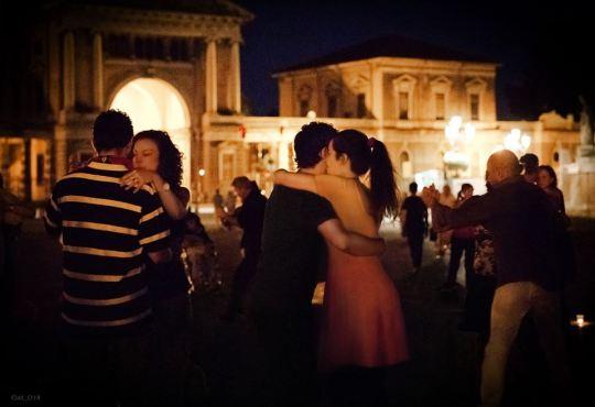 Caterina Santinello ph - Tango illegal Padova - Prato della Valle 16 luglio 2014